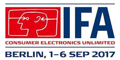 Besuche uns auf der IFA in Berlin