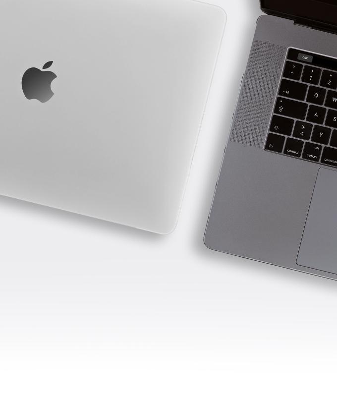 MacBook Zubehör <br> zum Verlieben