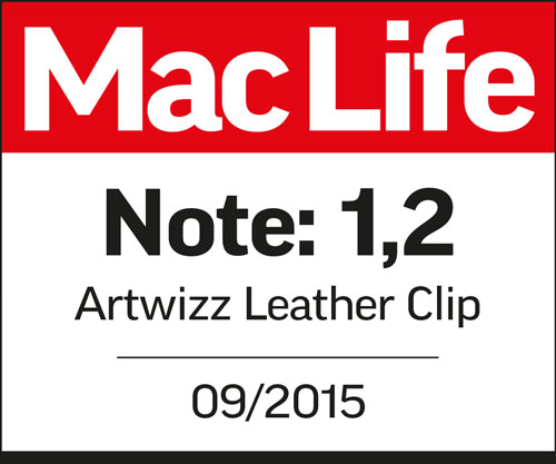 Leather Clip MacLife Test