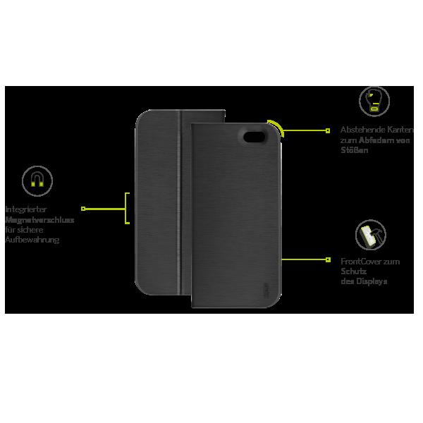 Eine starke Schutzhülle muss Dein Mobilgerät von allen Seiten sicher schützen