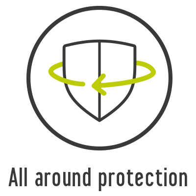Neoprene Sleeve Icon Protection