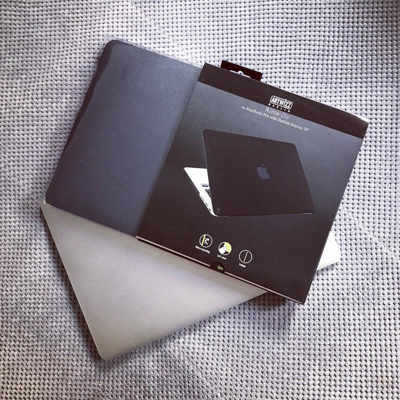 Artwizz Rubber Clip als idealer Schutz für das MacBook Pro?