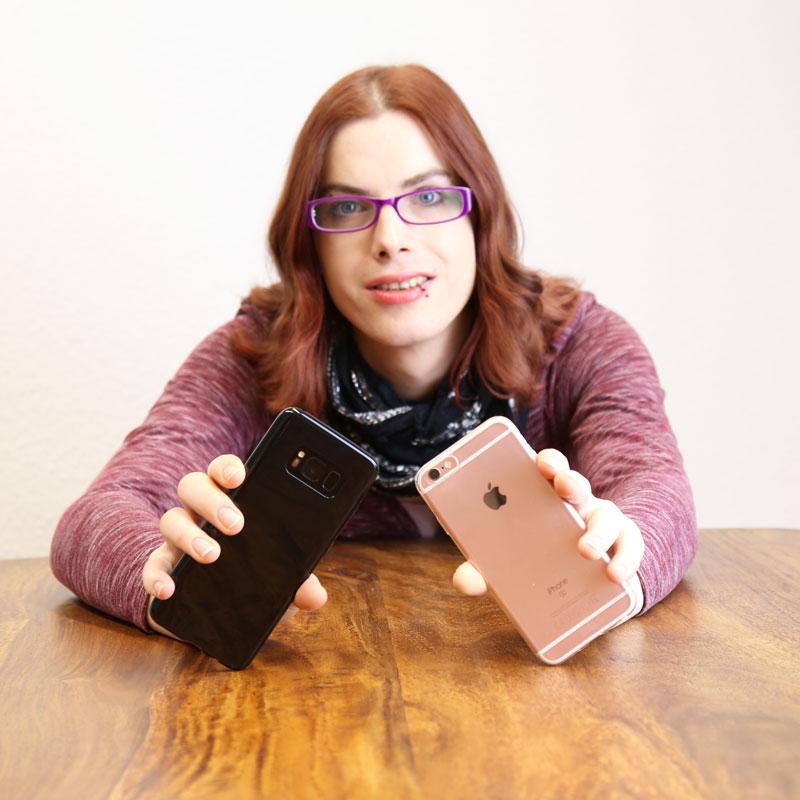 Gewagter Wechsel: Vom iPhone 6s zum Galaxy S8