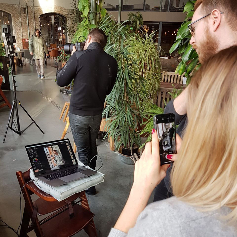 Besonderes Bier, besondere Location - Unser Shooting bei Stone Brewing Berlin