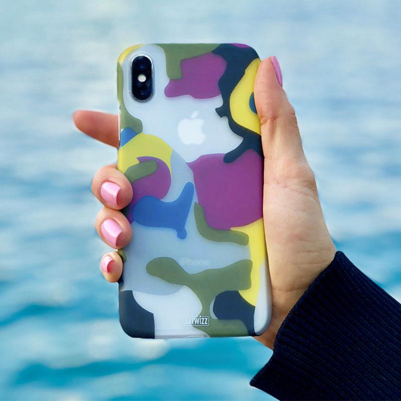 Hüllen Makeover - Neue Farben und Styles für das iPhone X