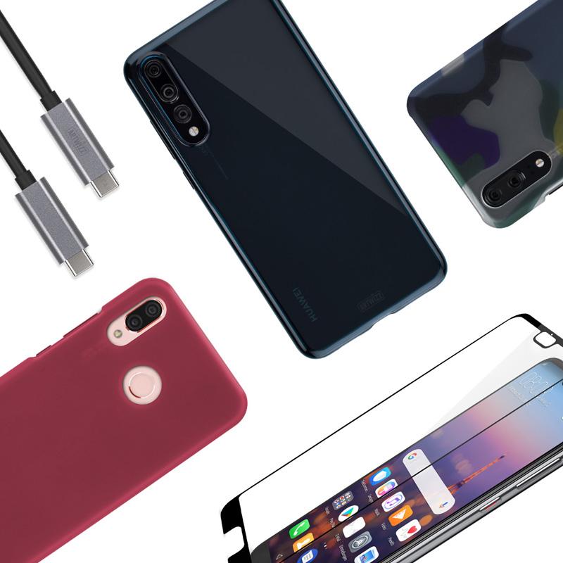 Huawei P20-Serie: Neue Geräte, neues Zubehör