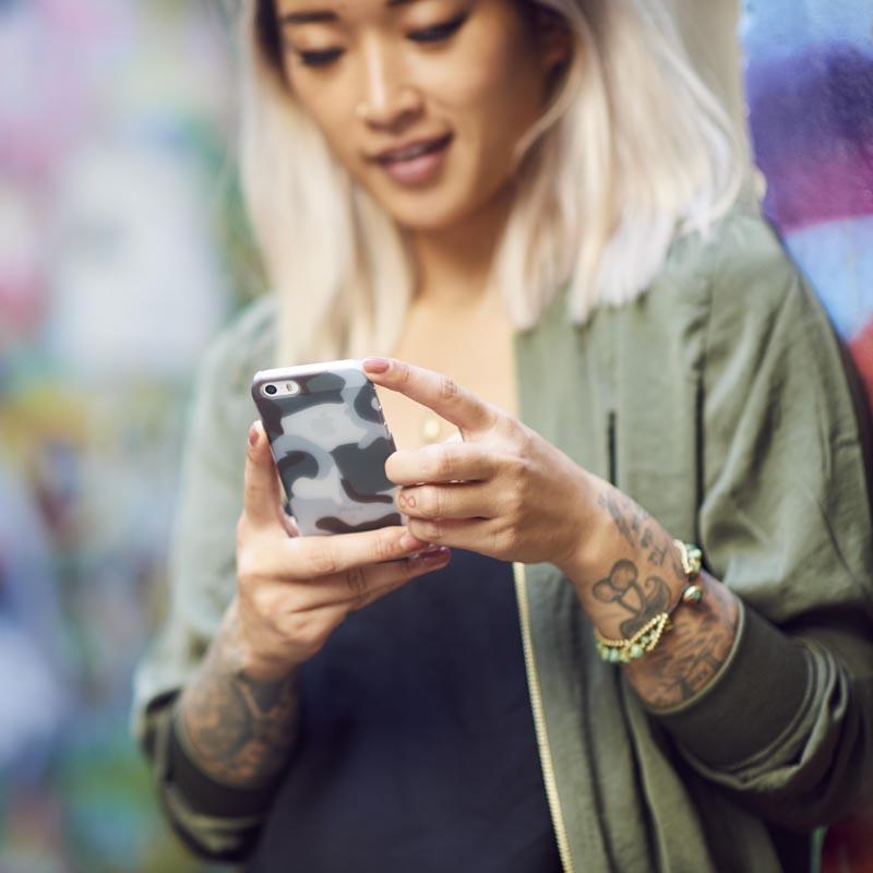 Verrückt nach Camouflage: Diese Fotos liebt die Instagram Community