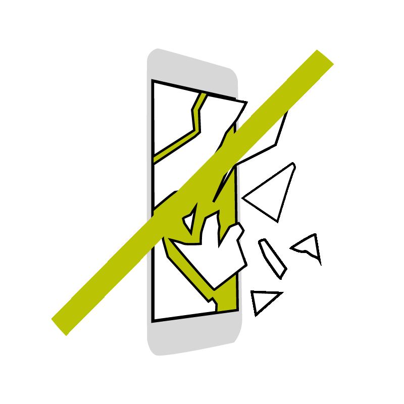 Splitterschutz