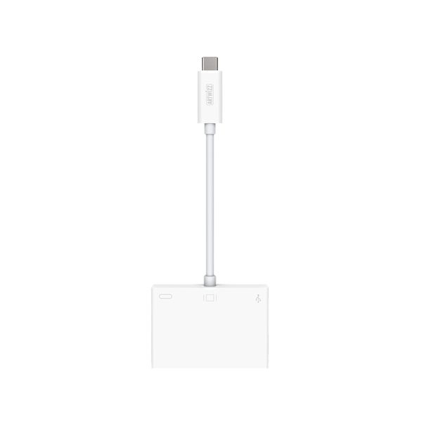 USB-C to HDMI and USB-A Adapter