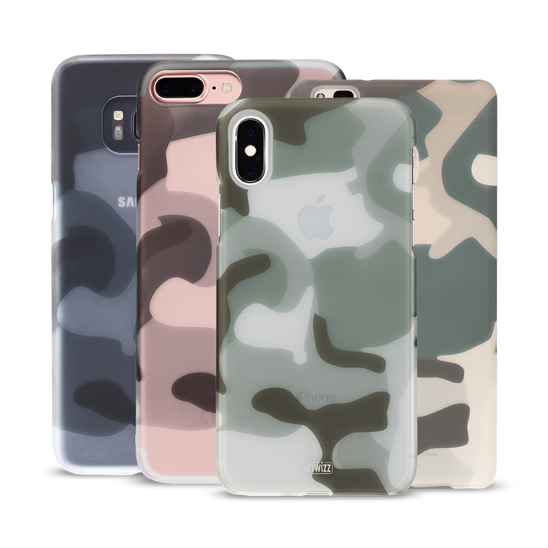 Camouflage Clip Smartphone