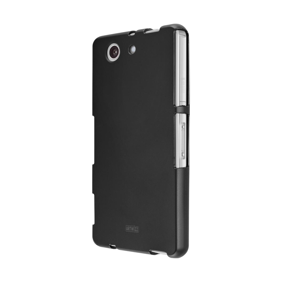 Xperia Z3 Compact Sony Seken Hlle Aus Elastischem Kunststoff Fr
