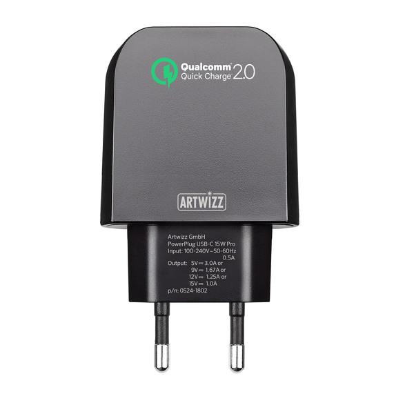 PowerPlug USB-C 15W Pro