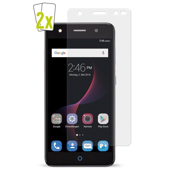 Transparent screen protection for ZTE Blade V7 Lite