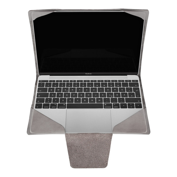 Fine Leather Case for MacBook 12""