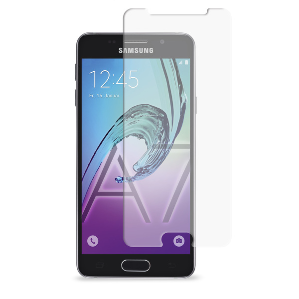 Transparente Folie für das komplette Galaxy A7 (2016) Display