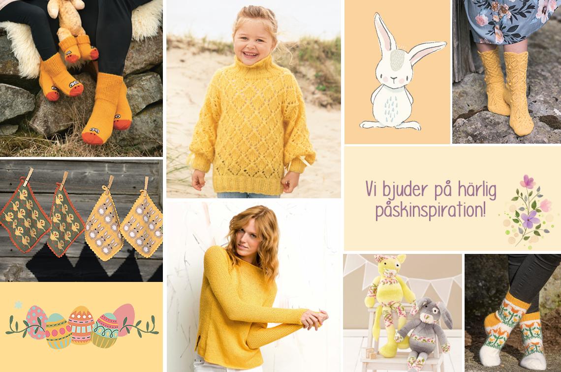 Garn, mönster och tillbehör Handla online | Knittingroom