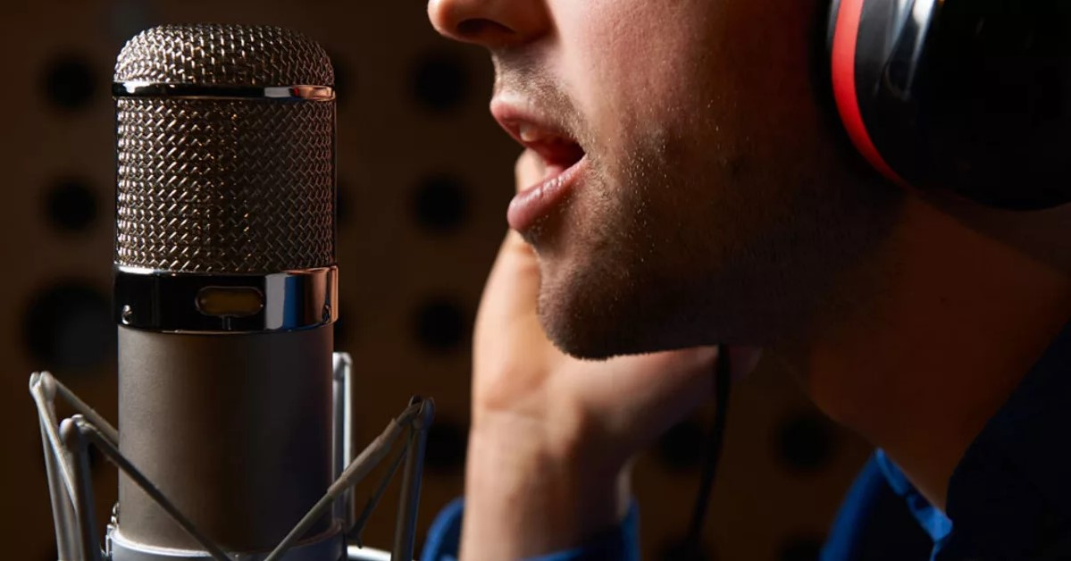 Professional voice-over of the Asterisk voice menu by an announcer