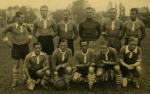 Photo de l'équipe de l'ASSE saison 1938-1939