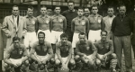 Photo de l'équipe de l'ASSE saison 1947-1948