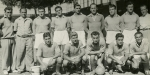 Photo de l'équipe de l'ASSE saison 1949-1950