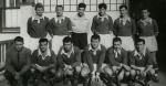 Photo de l'équipe de l'ASSE saison 1953-1954