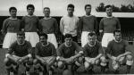 Photo de l'équipe de l'ASSE saison 1955-1956