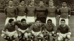 Photo de l'équipe de l'ASSE saison 1957-1958
