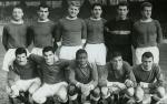 Photo de l'équipe de l'ASSE saison 1958-1959