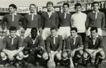 Photo de l'équipe de l'ASSE saison 1959-1960