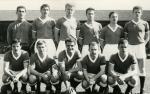 Photo de l'équipe de l'ASSE saison 1960-1961