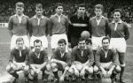 Photo de l'équipe de l'ASSE saison 1961-1962