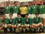 Photo de l'équipe de l'ASSE saison 1962-1963