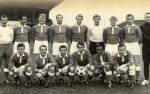 Photo de l'équipe de l'ASSE saison 1964-1965
