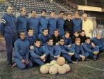 Photo de l'équipe de l'ASSE saison 1965-1966