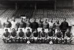 Photo de l'équipe de l'ASSE saison 1966-1967