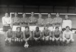Photo de l'équipe de l'ASSE saison 1968-1969