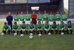 Photo de l'équipe de l'ASSE saison 1972-1973