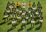 Photo de l'équipe de l'ASSE saison 1975-1976