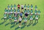 Photo de l'équipe de l'ASSE saison 1976-1977