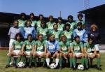 Photo de l'équipe de l'ASSE saison 1979-1980