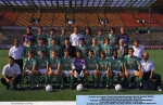 Photo de l'équipe de l'ASSE saison 1994-1995