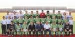 Photo de l'équipe de l'ASSE saison 2002-2003