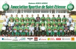 Photo de l'équipe de l'ASSE saison 2003-2004