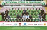 Photo de l'équipe de l'ASSE saison 2004-2005