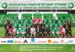 Photo de l'équipe de l'ASSE saison 2005-2006