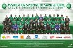 Photo de l'équipe de l'ASSE saison 2006-2007