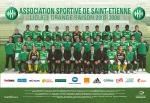 Photo de l'équipe de l'ASSE saison 2007-2008
