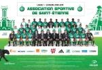Photo de l'équipe de l'ASSE saison 2010-2011