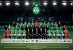 Photo de l'équipe de l'ASSE saison 2013-2014