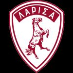 Logo de AEL Larissa